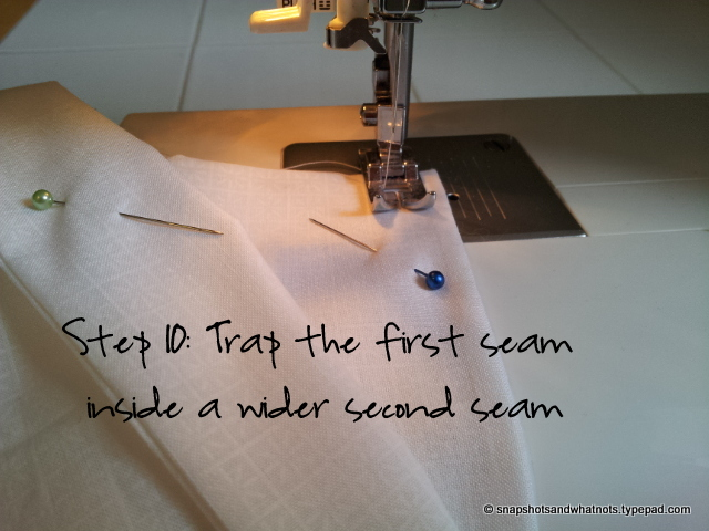 Beginner sewing project (3)