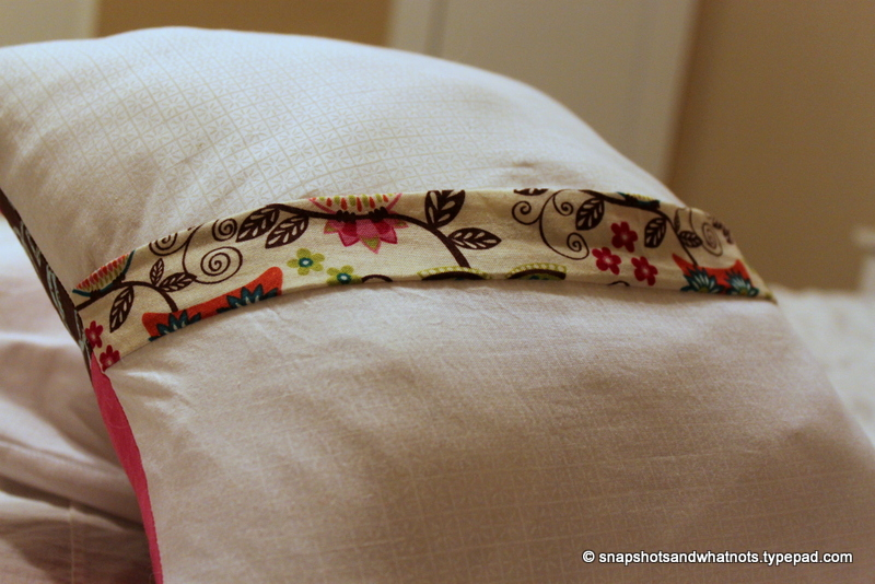Patchwork cushions (6)