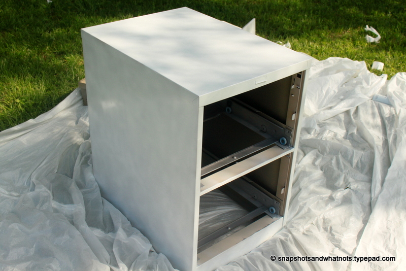 Filing cabinet makeover (7)