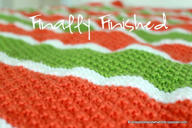 Irish Blanket (2)