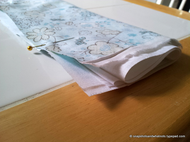 Beginner Sewing Project Pillowcases (10)