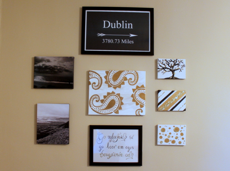Gallery wall pictures (3)