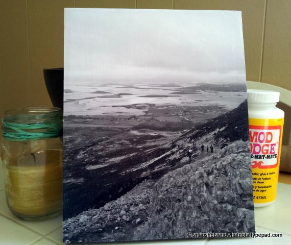 DIY canvas photo (5)