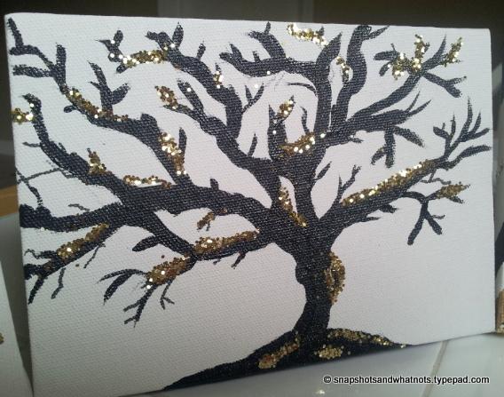 Glitter canvas (3)