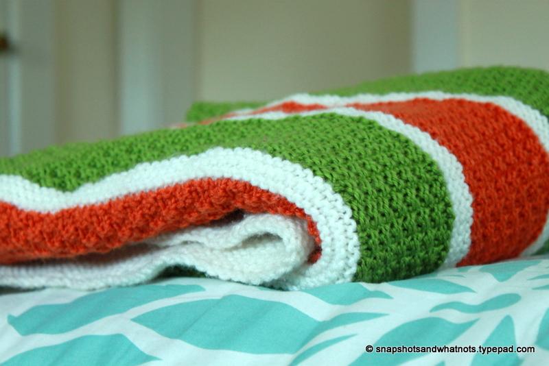 Irish Blanket (1)