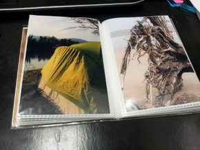 Homemade photo book of Boomer (8)