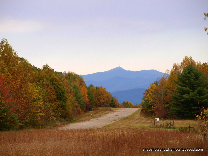 Blue ridge parkway NC in Oct2013 (14)