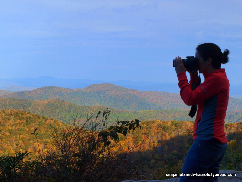 Blue ridge parkway NC in Oct2013 (18)