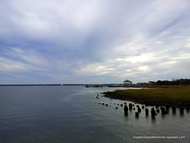 Charleston SC - the ocean