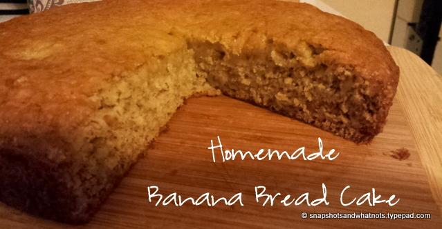Homemade banana bread - snapshotsandwhatnots (4)