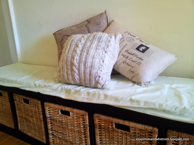 Cable knit cushion cover tutorial and pattern - snapshotsandwhatnots.typepad (4)