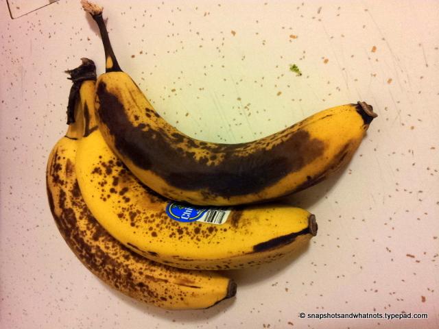 Homemade banana bread - snapshotsandwhatnots (1)