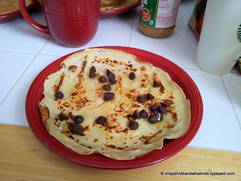 Pancake day - recipe (1)