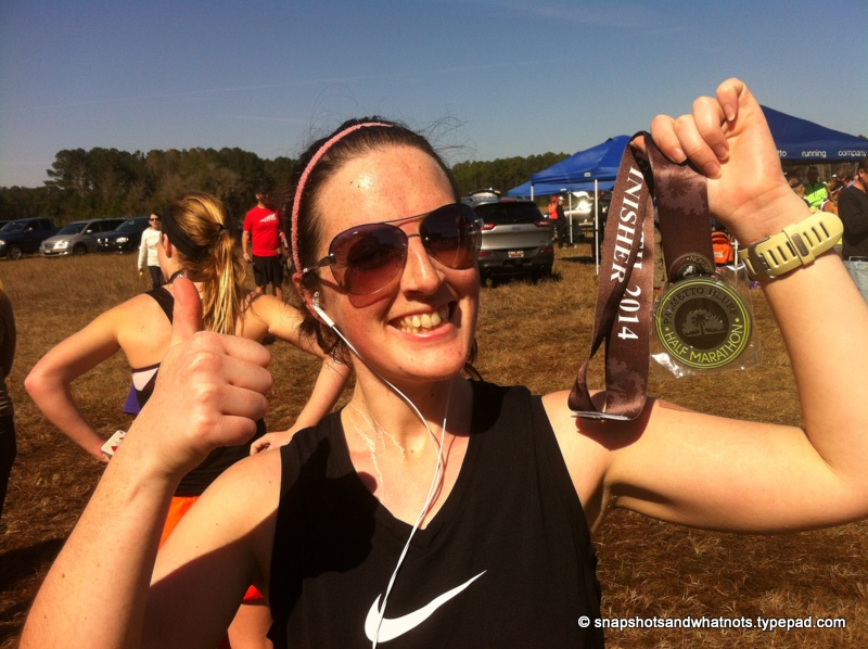 My first half-marathon race experience - Palmetto Bluff SC 2014 (8)