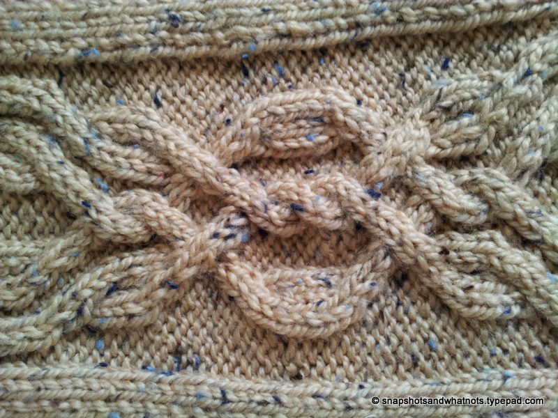 Cable Knit Blanket Pattern Cable Knit Blanket 5