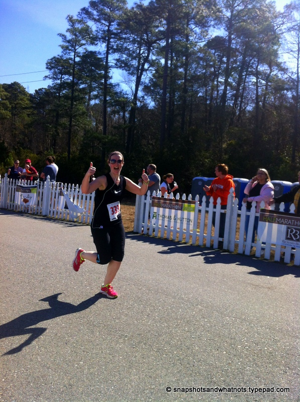 My first half-marathon race experience - Palmetto Bluff SC 2014 (6)