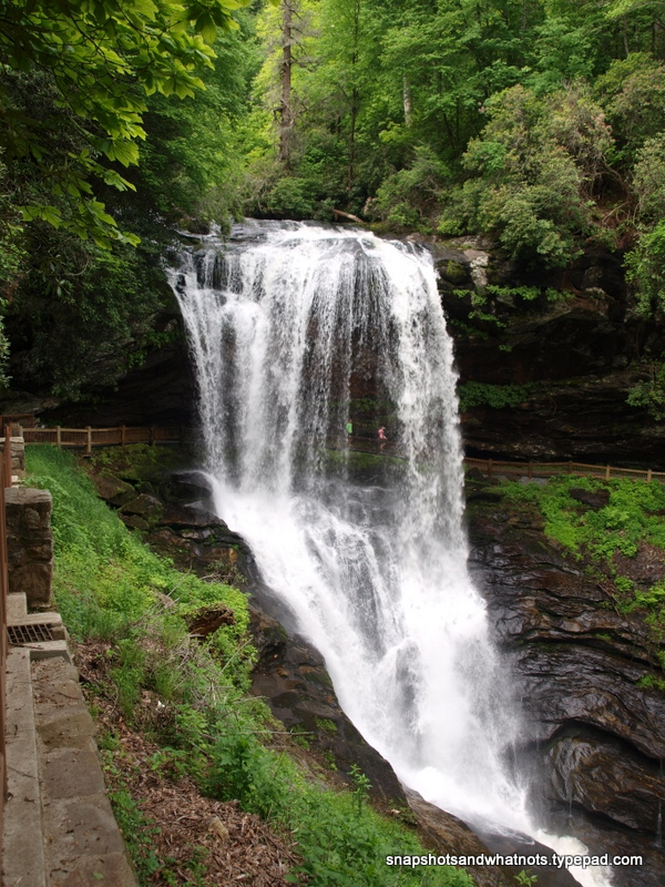 Dry Falls - Trip to Franklin NC (4)