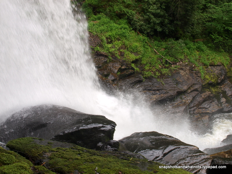 Dry Falls - Trip to Franklin NC (8)