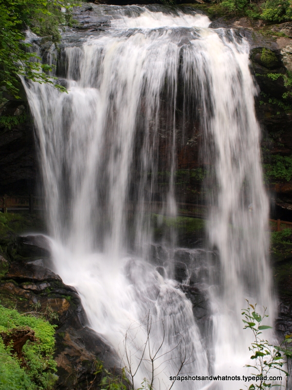 Dry Falls - Trip to Franklin NC (2)
