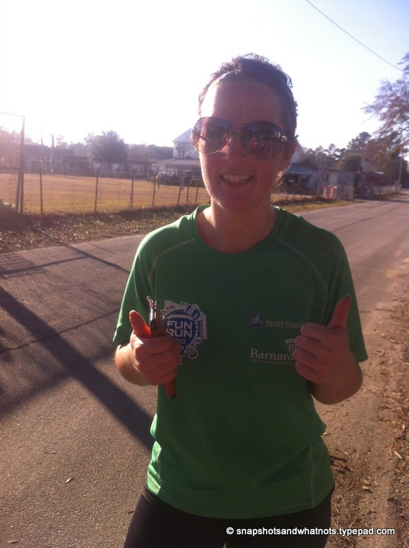 Half-marathon training - longest and harest run so far (2)