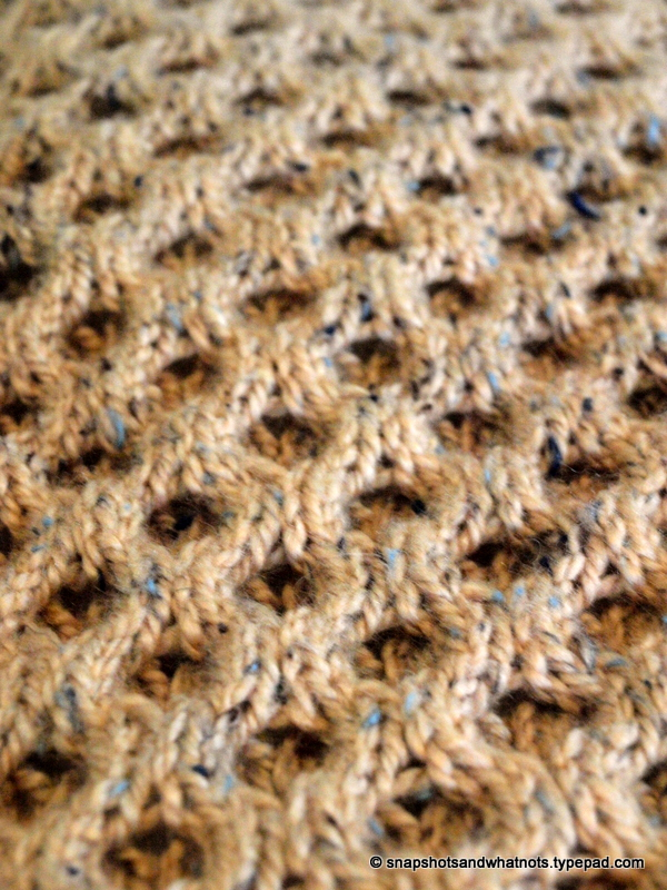 Huge Cable knit blanket -snapshotsandwhatnots (4)