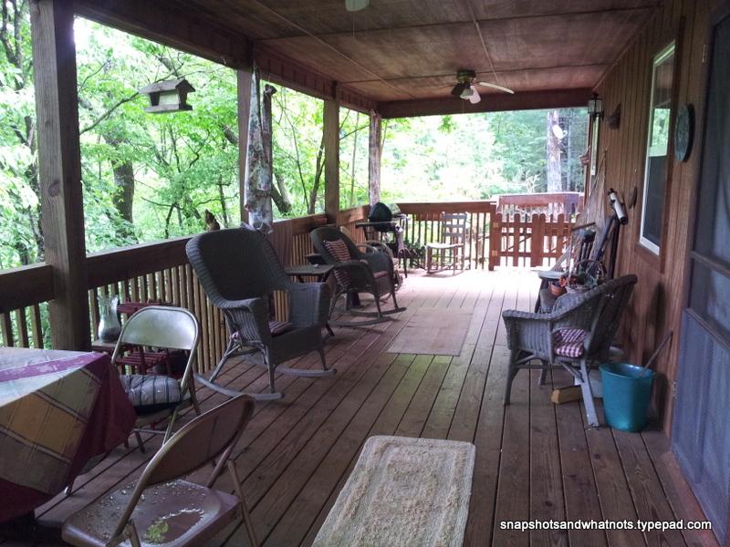 Rivendell Cabin - Franklin NC (3)