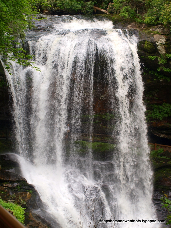 Dry Falls - Trip to Franklin NC (1)