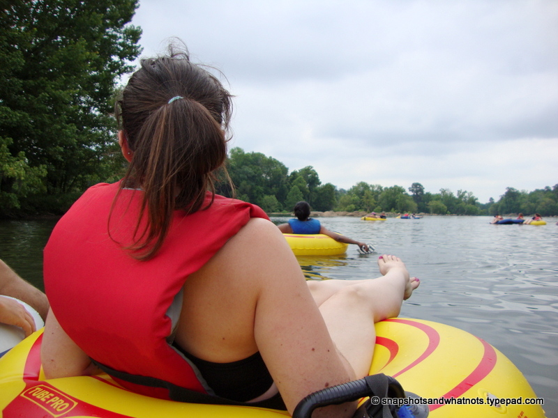 Tubing in columbia South carolina (1)