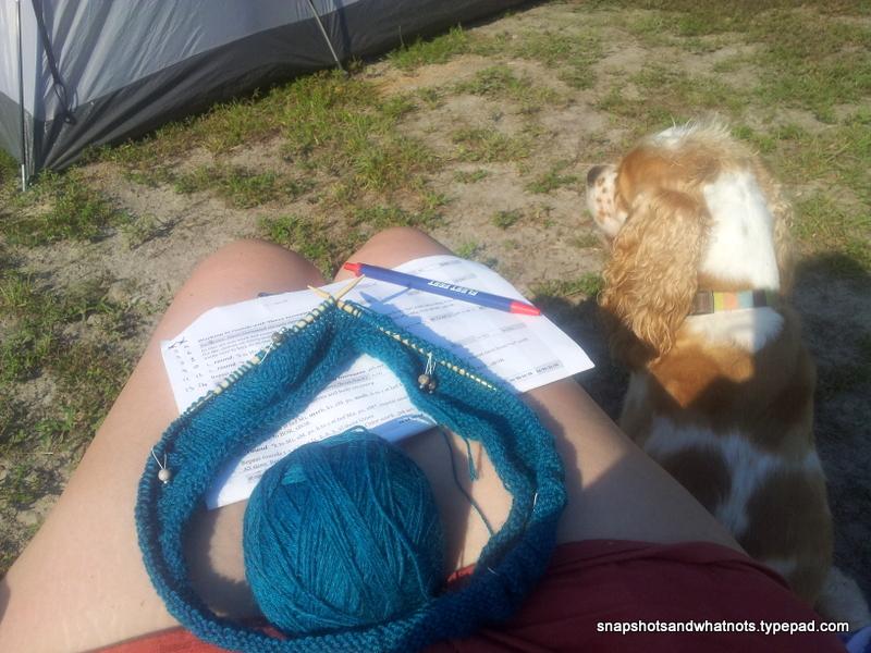 Beginner knitting project - first sweater SSKAL14 (2)