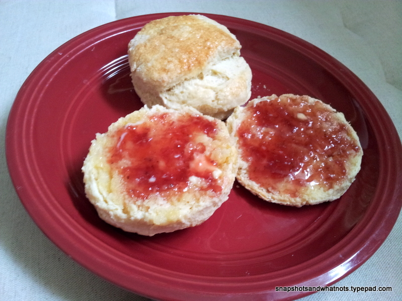 Recipe for homemade english scones (4)