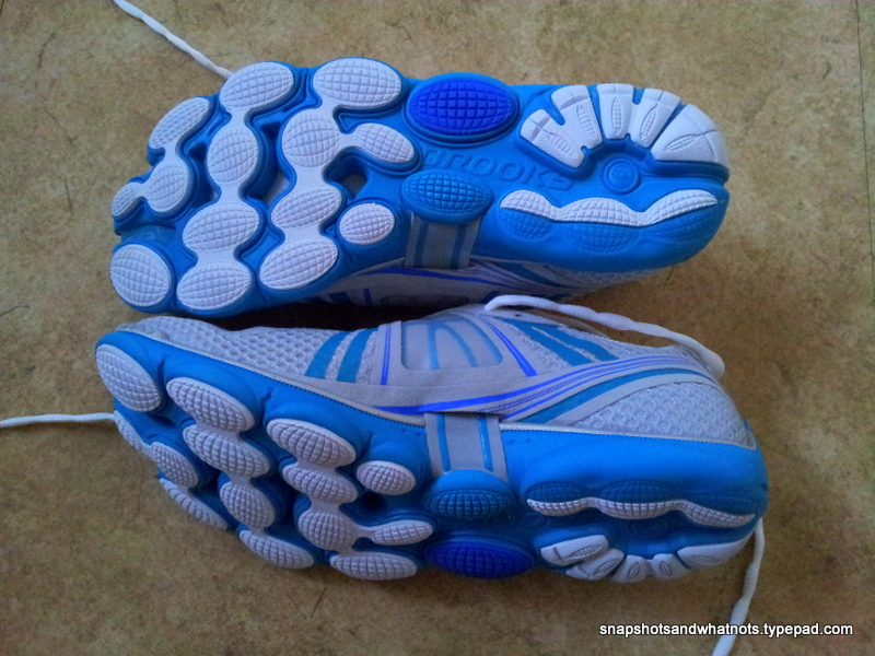 New brooks runners at the half-way point of the training plan (2)