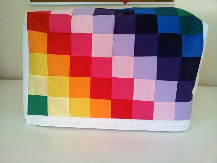 DIY sewing machine cover - project 1 of 15 in 2015 (1)